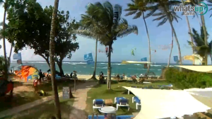 Cabarete webcam kitesurf