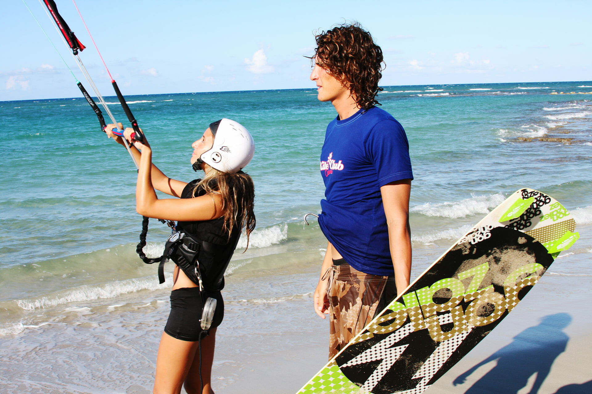 Kiteboard Rental